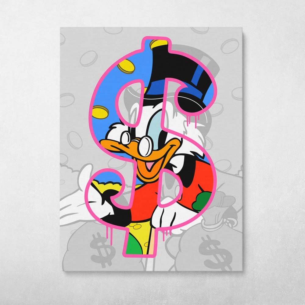 Scrooge x Warhol